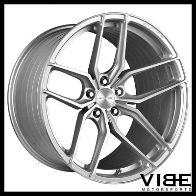 """20"""" Stance Sf03 Silver Forged Concave Wheels Rims Fits Benz W215 Cl500 Cl55"""