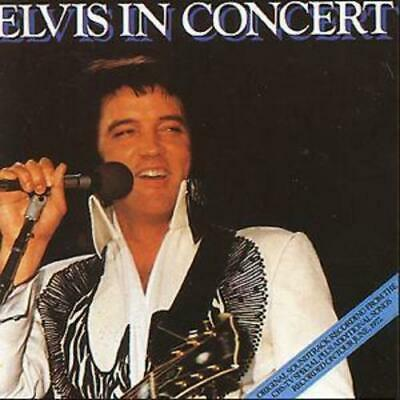 Elvis Presley : Elvis In Concert CD (2003) Incredible Value and Free Shipping!