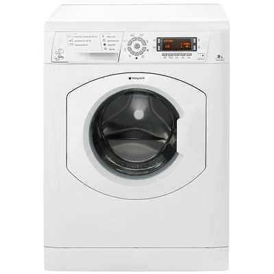 Hotpoint WMAO863P A+++ 8Kg 1600 Spin Washing Machine White New from AO