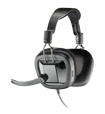 New Original Plantronics Gamecom 388 PC Stereo Gaming Headset with Mic