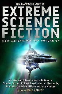 The Mammoth Book of Extreme Science Fiction, Book, New Paperback