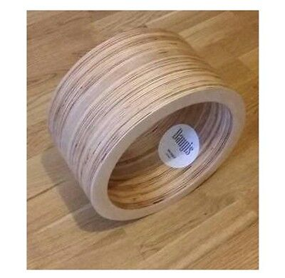 Yoga Wheels Natural Wood