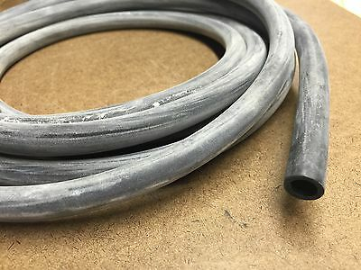 "5/16"" ID Rubber Hose/Tubing for Player Piano Restoration, 10 Feet"