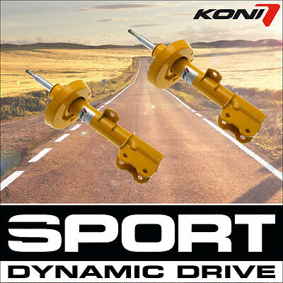 KONI shock absorber Sport Front axle front 2x (30565)