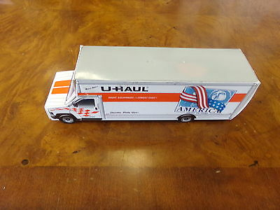 UHaul U-Haul Truck Savings Bank Fun For Kids!!! /NEW/Some Assembly Required