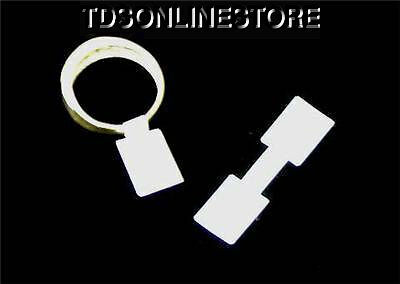 500 Tear Proof Jewelry Tags Square
