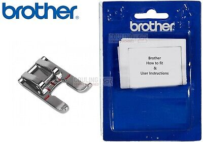 BROTHER GENUINE SEWING MACHINE OPEN TOE METAL CRAFT FOOT F060 Applique,