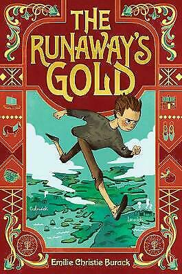 The Runaway's Gold, New, Emilie Christie Burack Book