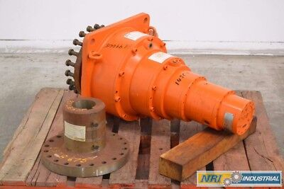 Abacus Hydraulics M14BE-225.7/1.13.32.43-FL-T40 Inching Drive System