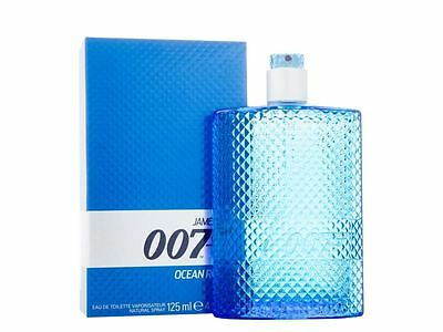 James Bond 007 Ocean Royale Eau de Toilette 125ml Spray For Him Homme Mens EDT