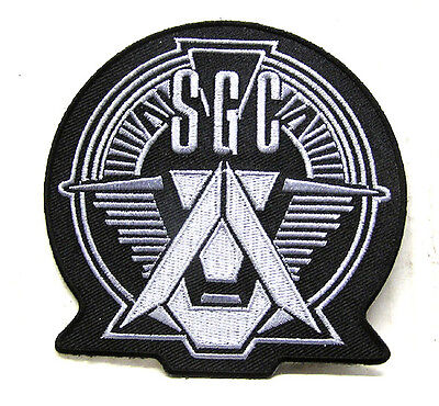 STARGATE - Commando SG-1 patch - Uniform Aufnäher neu