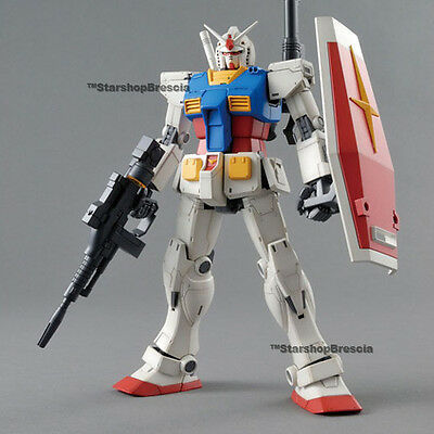 GUNDAM - 1/100 RX-78-2 Ver. The Origin Master Grade Model Kit MG Bandai