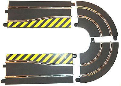 Scalextric Hairpin Turn Track Set
