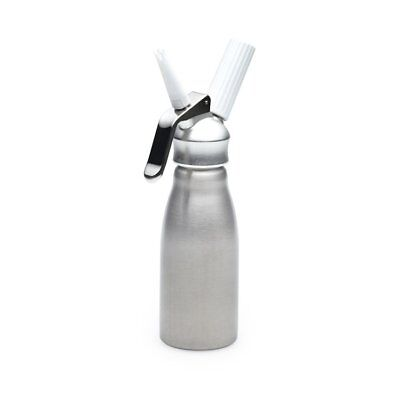 NEW Kayser Symphonie Stainless Steel Cream Whipper 500ml