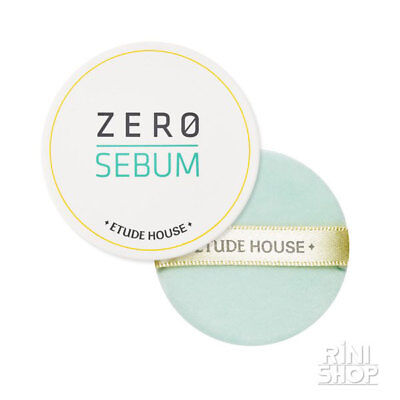 [ETUDE HOUSE] Zero Sebum Drying Powder NEW 6g Rinishop