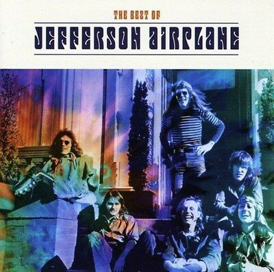 The Best Of - Jefferson Airplane (Album) [CD]