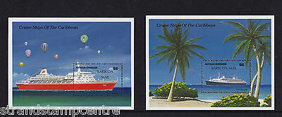 Antigua & Barbuda - 1989 Cruise Ships - U/M - SG MS1134 (2)
