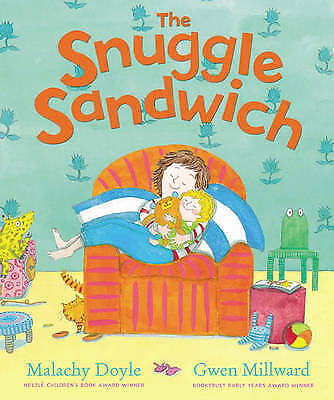 The Snuggle Sandwich by Malachy Doyle, Book, New (Paperback)