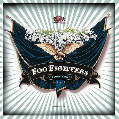 Foo Fighters - In Your Honor - 2X Vinyl Album