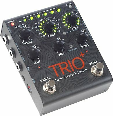 DigiTech Trio+ Band Creator and Looper. U.S. Authorized Dealer