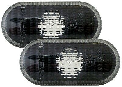 Dacia Duster Smoked Side Light Repeater Indicators