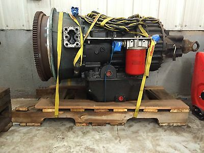 Allison Automatic Transmission HT755CR