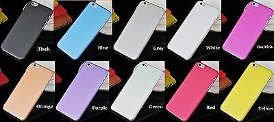 Joblot Mixed 100X Ultra Thin 0.3 mm Semi-transparent Soft Cases for iPhone 6
