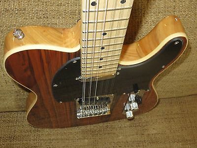New Great Playing Expert Style 12 String Tele Style Electric Guitar
