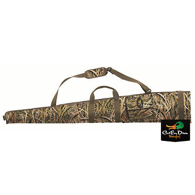 Browning Flyway Floater Shotgun Gun Case Floating Padded Shadowgrass Blades Camo