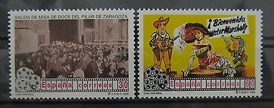 A2276 Spain 1996 Spanish Motion Pictures Cent. Mnh**