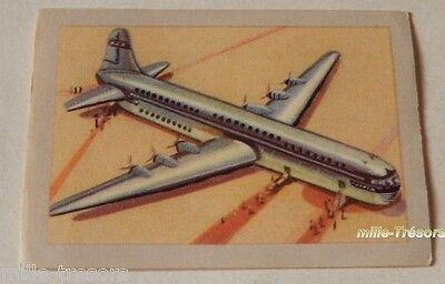 Image Collection AVION : Flying Clipper Transport N° 38 SUPERCHOCOLAT JACQUES