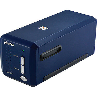 Plustek OpticFilm 8100 - Film/Dia-Scanner - 7200x7.200 dpi - A4 1x USB / 1x USB