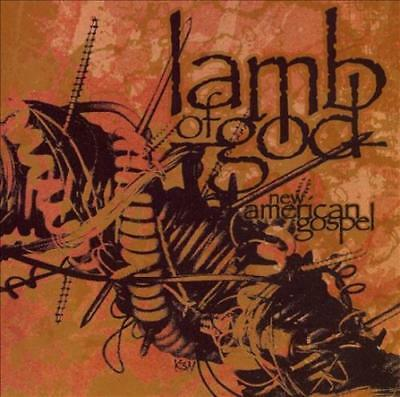 Lamb Of God - New American Gospel [Bonus Tracks] New Cd