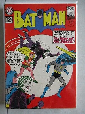 Batman Vol. 1 (1940-2011) #145 FN- (Cover Detached)
