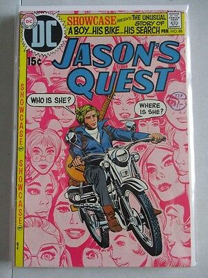 Showcase (1956-1978) #88 VF- 1st Jason's Quest