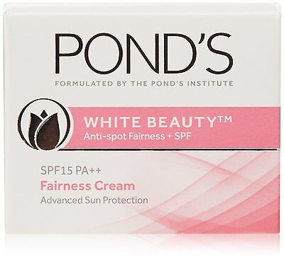 POND'S White Beauty Daily Spotless Lightening Cream Spf-15 P++, 35 gm