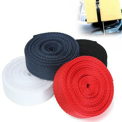 Nylon Webbing Tape For Making DIY Backpack Strapping Apron Bunting Trim 25mmx5m