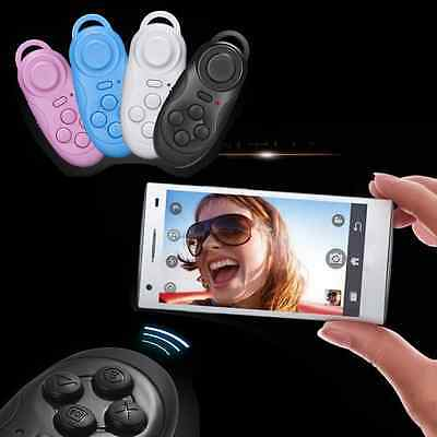 Bluetooth Selfie Remote Control Shutter & Gamepad Wireless Mouse For IOS Android