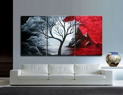 HOT SALE Modern Abstract Huge Art Oil Painting Canvas