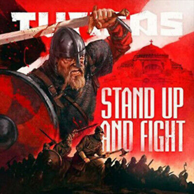 Turisas : Stand Up and Fight CD (2011)