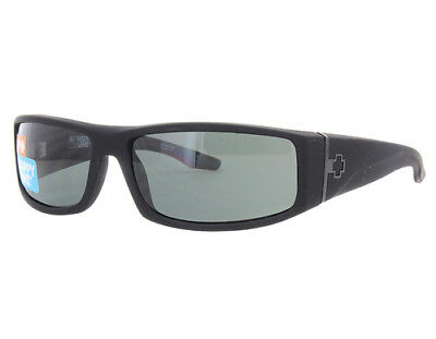 NEW SPY OPTICS Cooper Soft Matte Black Grey 670195973863 Sunglasses