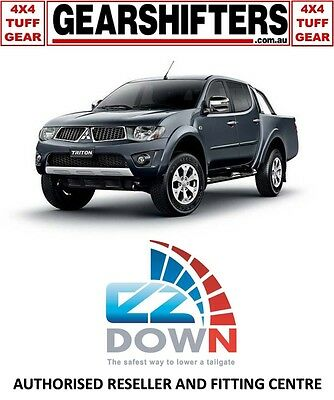 Mitsubishi Triton Ml Mn 2006 On Ezdown Tailgate Descent Assist Kit Diy Install