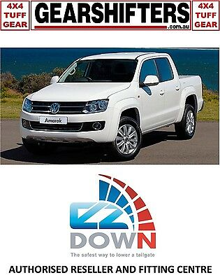 Vw Amarok No Torsion Bar Pre My12.5 Ezdown Tailgate Descent Assist Kit Diy Fit