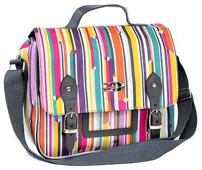 Beau & Elliot Linear Ladies Insulated Satchel | Lunch Bags for Women