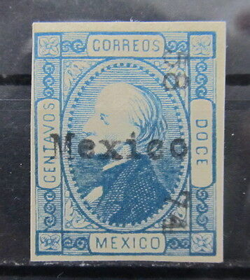 A2386 Mexico Old Forgery