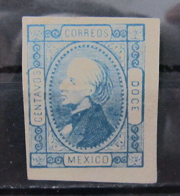A2389 Mexico Old Forgery