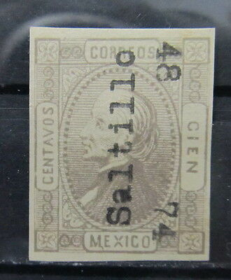 A2396 Mexico Old Forgery