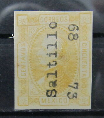 A2400 Mexico Old Forgery