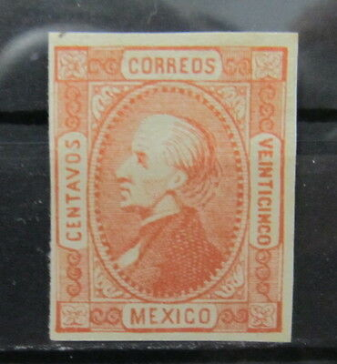A2403 Mexico Old Forgery