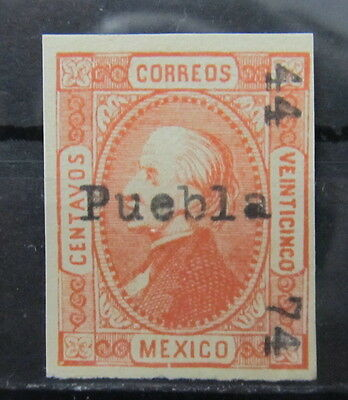 A2405 Mexico Old Forgery